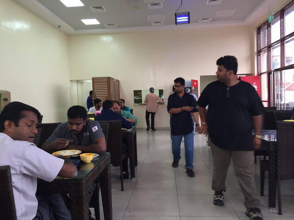 Inside Bu Qtair's new restaurant