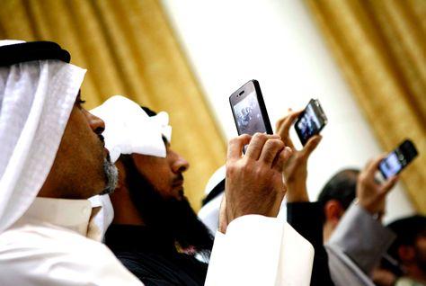 Arab mobiles