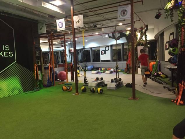 OP Integrated Fitness Centre Dubai