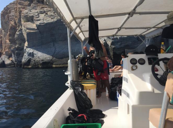 NOMAD Diving